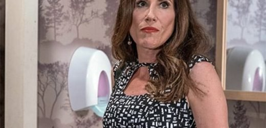Emmerdale's Gaynor Faye admits to 'fighting' with ITV bosses over Kim Tate plot