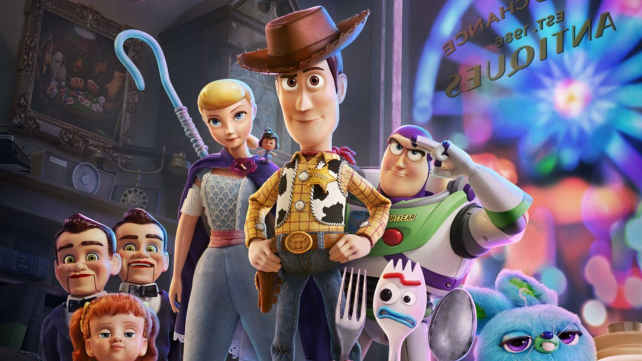Toy Story 4: CinemaCon Footage Reveals What Happened to Bo Peep