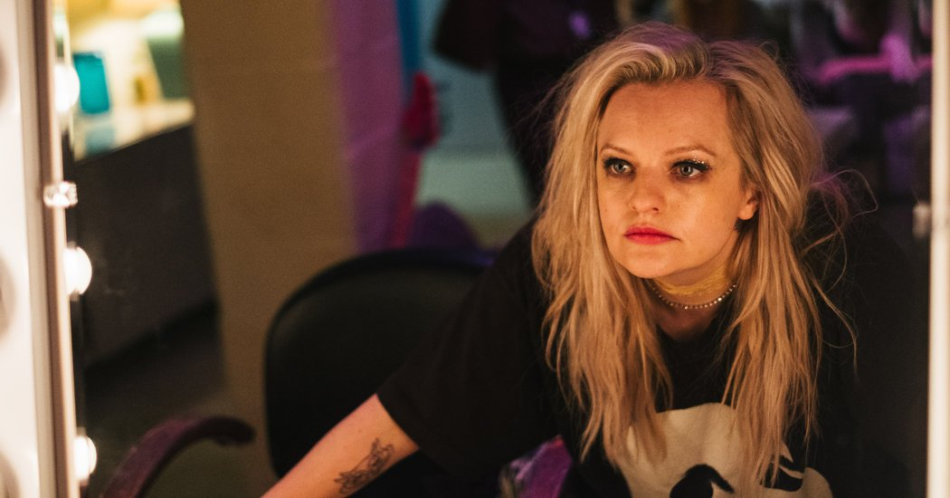 Elisabeth Moss Has a Reputation for Darkness. 'Her Smell' Is No Exception.