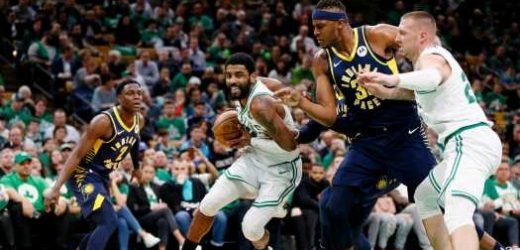 N.B.A. Playoffs: Kyrie Irving Powers Celtics to 2-0 Series Lead Over Pacers