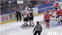 Columbus Blue Jackets Affiliate Upsets Tampa Bay Lightning Affiliate In Game 1 Of AHL Playoffs