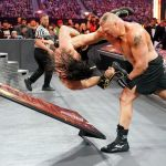 WWE WrestleMania: Five title changes on chaotic show at MetLife Stadium
