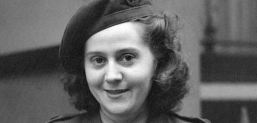 Brave British spy protected man she loved by ensuring Nazis tortured her instead