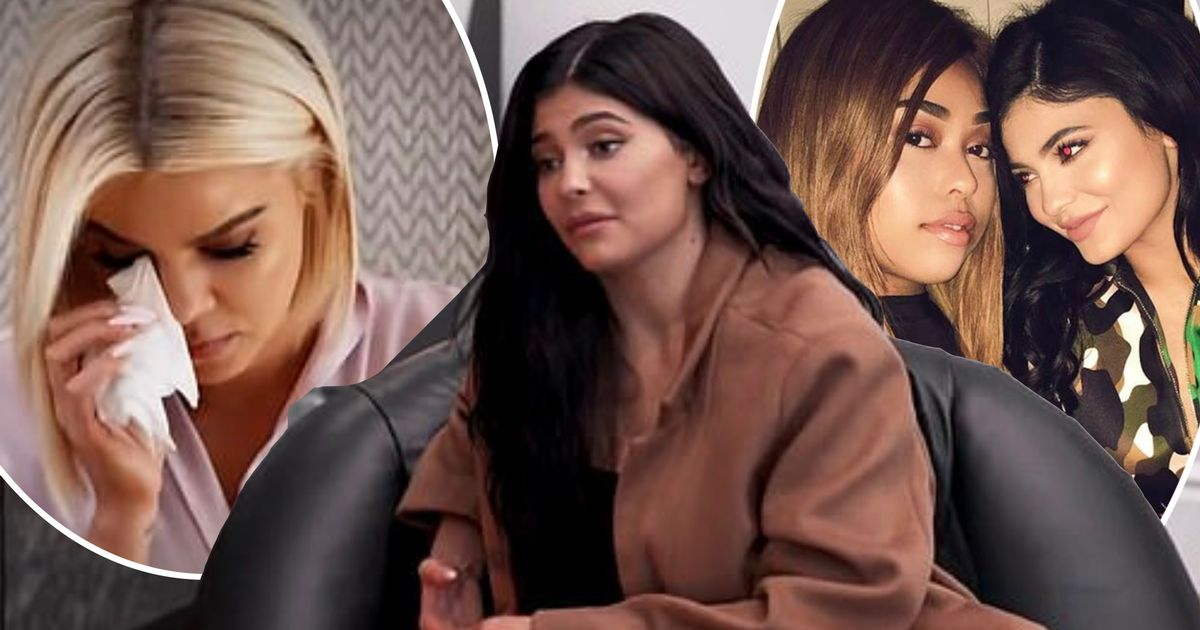 Kylie Jenner FINALLY breaks silence on best friend Jordyn Woods kissing sister Khloe Kardashian's boyfriend Tristan Thompson: 'She f**ked up'