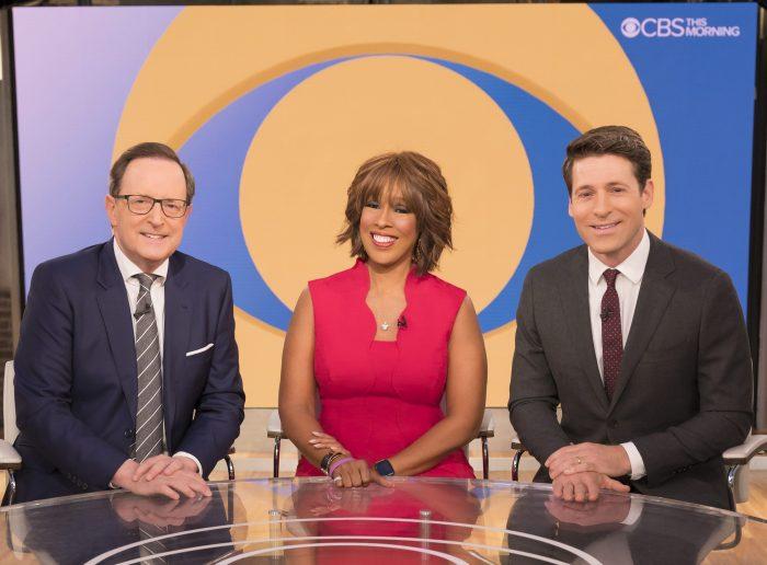 CBS Hurls New Anchor Team Into TV's Morning-News Wars