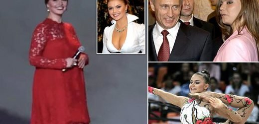 Vladimir Putin's rumoured lover, 36, gives birth to twins, reports say