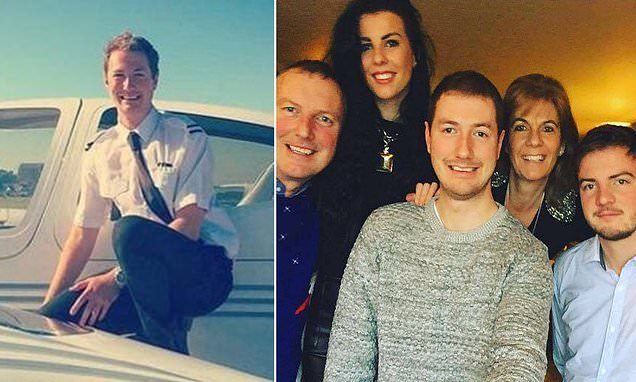 Pilot, 26, is identified as second Briton killed in Dubai plane crash