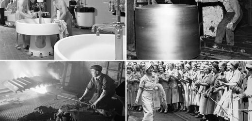 The history of Britain's steel industry – now in its death throes