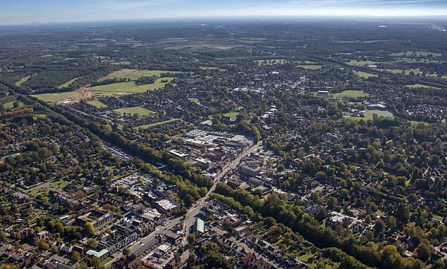 Houses in quaint UK market towns cost £31,000 more than rest of county