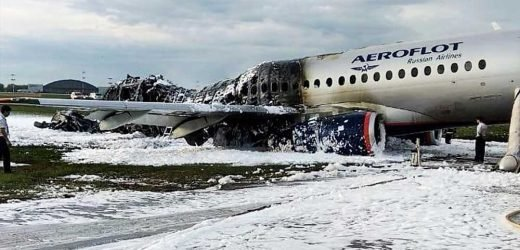 Death toll in fiery Russian plane crash climbs to 41