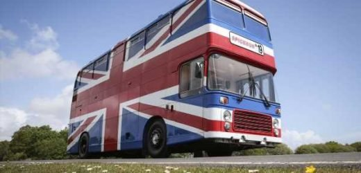 "Airbnb's Original Spice Bus From 'Spice World' Listing Will Make You ""Wannabe"" On Vacay"