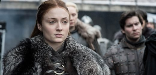 """Sophie Turner Thinks Game of Thrones Got Sansa's Ending Just Right: """"I Wasn't Bummed at All"""""""