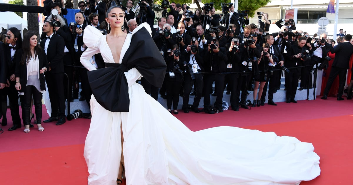 Whoa! Deepika Padukone Served Up a Major Fashion Moment at Cannes, and the World Was Not Ready For This