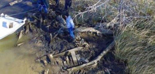 Last slave ship from Africa identified on Alabama coast