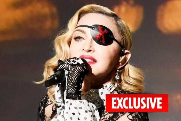 Madonna confirmed for Eurovision after fears bosses would axe her performance over contract issues