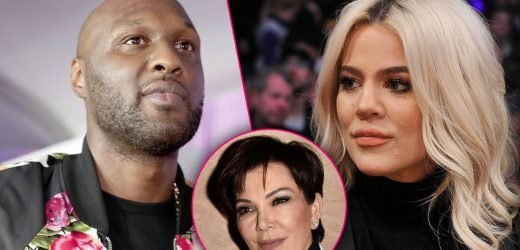 Lamar Odom Slams Kris Jenner For Setting Up Photo Scheme