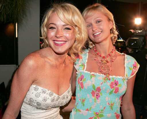 Inside Paris Hilton and Lindsay Lohan's Frenemy Relationship