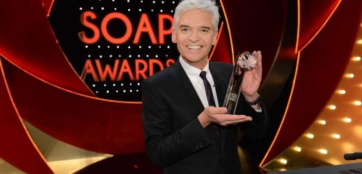 British Soap Awards 2019 – date, nominations, host and how to vote revealed