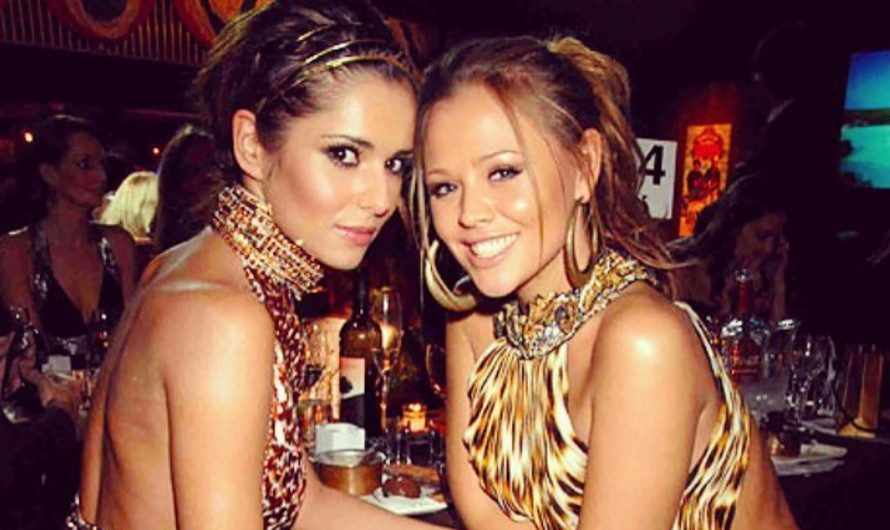 Cheryl is 'bridesmaid goals' as she gets her makeup done in throwback to Kimberley Walsh's wedding