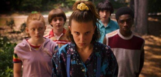 Netflix's Stranger Things getting Secret Cinema experience in London this November