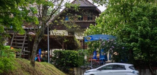 Mystery as three hotel guests found shot dead with crossbows at guesthouse in Bavaria