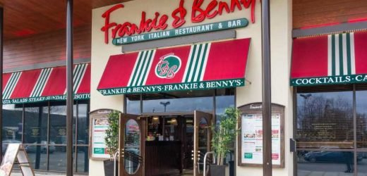 Homeless man jailed after spending six hours at Frankie & Benny's dining on crab and meatballs then refusing to pay £50 bill
