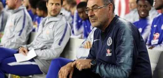 Senior Chelsea stars 'keen to quit this summer if Sarri remains in charge' as Allegri joins Lampard on shortlist for new boss