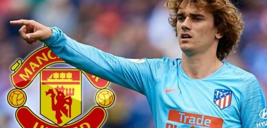 Man Utd 'make contact' with Antoine Griezmann as Barcelona transfer hangs in the balance