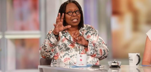 'The View': Whoopi Goldberg Reveals She Almost Died During Her Previous Long Absence