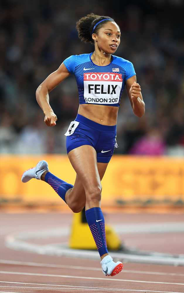 Allyson Felix Denounces Nike For Failing to Support Athletes During Pregnancy