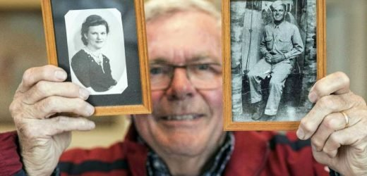 American WWII soldier's sons reunited thanks to DNA test