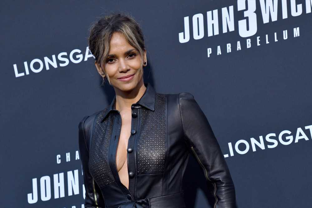 Halle Berry reveals her massive back tattoo is fake