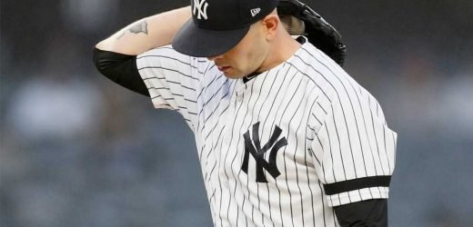 James Paxton to the IL as Yankees' injury misery strikes back