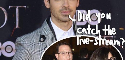 Joe Jonas' Parents Found Out About His Vegas Wedding From 'The Internet'! Plus, Bachelor Par