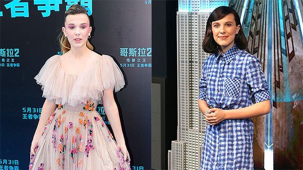 Millie Bobby Brown's Mature Hair Makeover: See Her New Long Blonde Ombré Locks