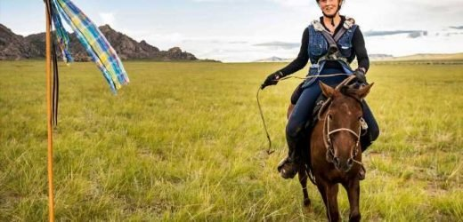 How a teen became the first woman to win the grueling Mongol Derby