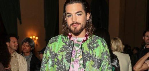 Adam Lambert Does Double Performing Duty on 'Idol' as New Winner is Crowned