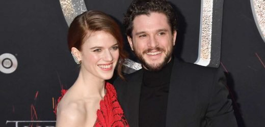 Rose Leslie Almost Broke Up With Kit Harington Over A 'GoT'-Themed April Fool's Day Prank