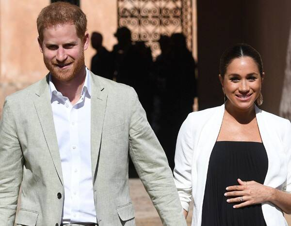 Solving Harry and Meghan's Royal Baby Name Puzzle