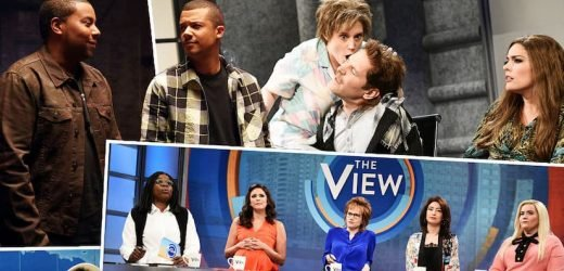 Paul Rudd 'SNL' Season Finale Sketches Ranked: 'The View' Is Just Biden Their Time