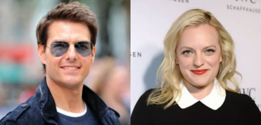 Tom Cruise & Elisabeth Moss: Dating?!