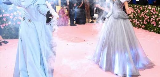 Watch Zendaya Transform into Cinderella at the Met Gala with Help from Her Fairy Godstylist Law Roach