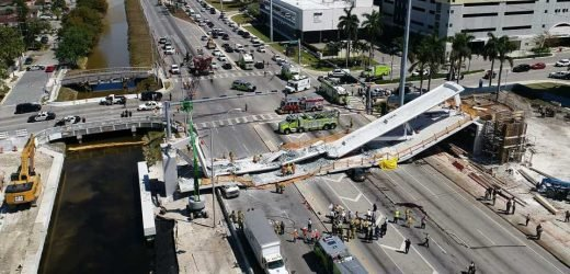 Florida bridge-collapse victims would receive up to $42M in tentative deal with bankrupt builder