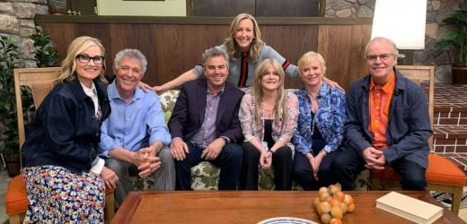 Inside the newly-renovated 'Brady Bunch' house, made to look exactly like the set