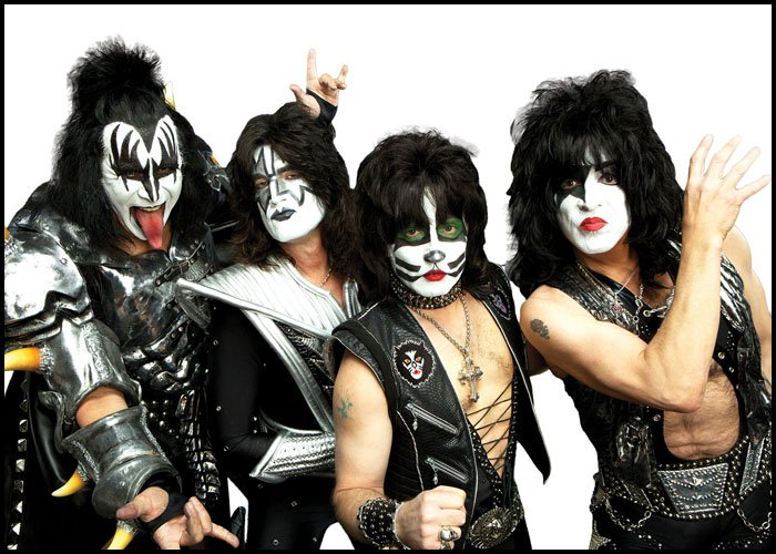 KISS Gross Nearly $60 Million On North American Leg Of Farewell Tour