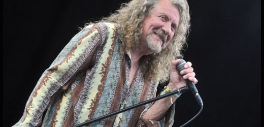 Robert Plant Announces North American Tour This Fall