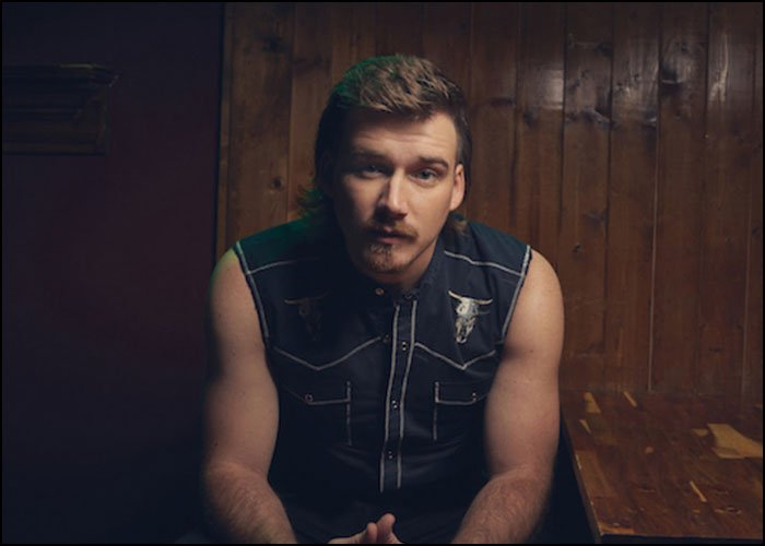 Morgan Wallen Earns First Hot Country Songs No. 1 With 'Whiskey Glasses'