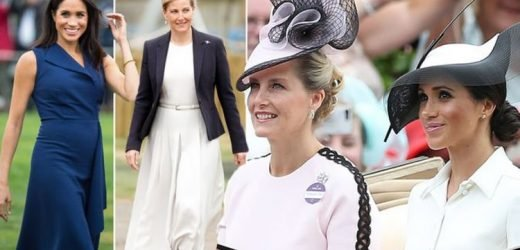 Sophie Countess of Wessex: Body language reveals how royal is vital ally to Meghan Markle