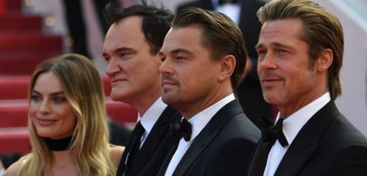 Quentin Tarantino's 'Once Upon a Time … in Hollywood' Debuts at Cannes