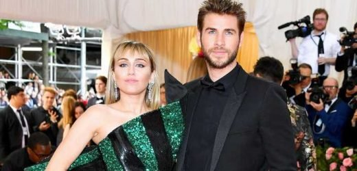 Met Gala 2019: Miley Cyrus, Liam Hemsworth on Pink Carpet